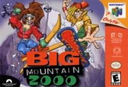 Big Mountain 2000 (USA) Box Scan